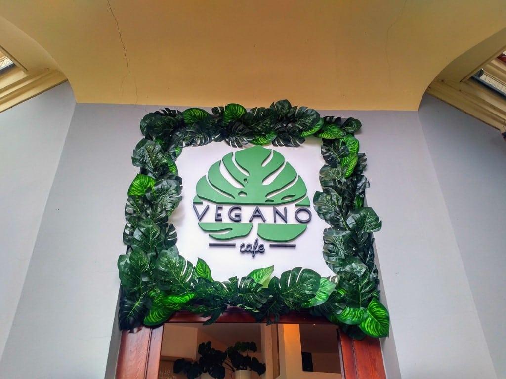 Vegano Cafe Krakow - vegan cafe