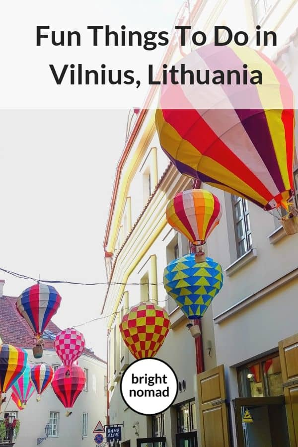 Fun Vilnius - Things To Do and See