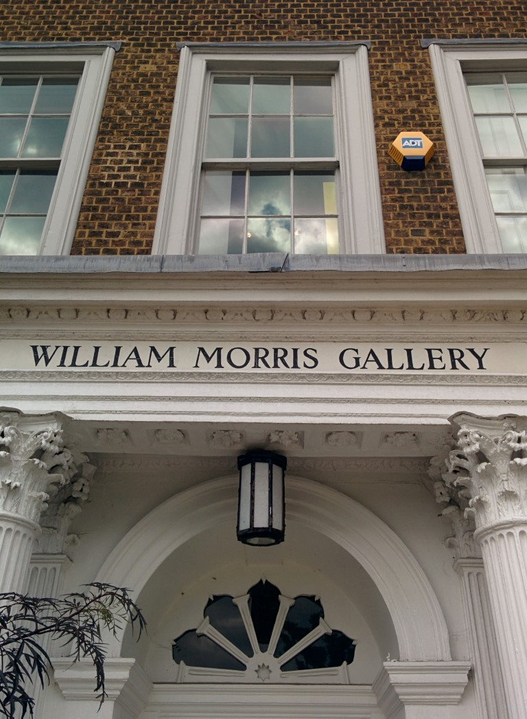 Unique museums in London William Morris Gallery