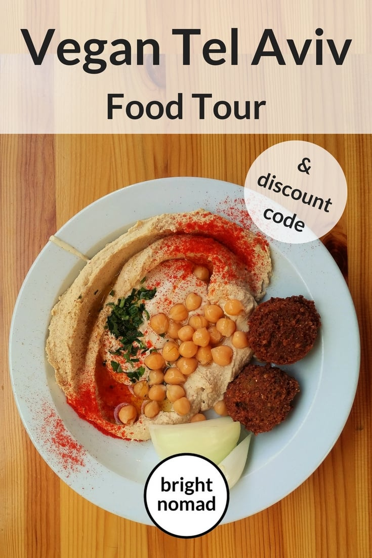 vegan tel aviv tour and discount code