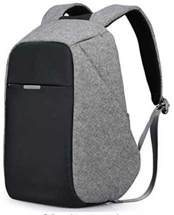 Anti theft backpack Oscaurt