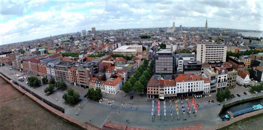 Antwerp Panorama