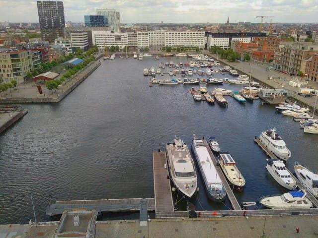 Antwerp boats