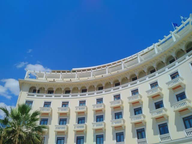Aristotelous Square - Electra Palace Hotel