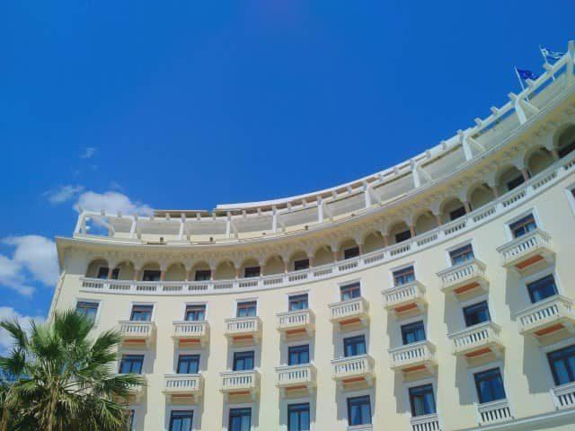 Aristotelous Square - Electra Palace Hotel