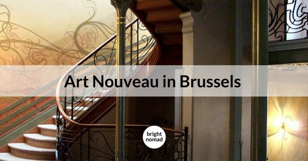 Art Nouveau Architecture in Brussels