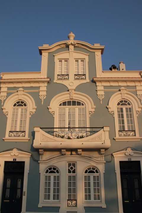 Aveiro Art Nouveau Architecture