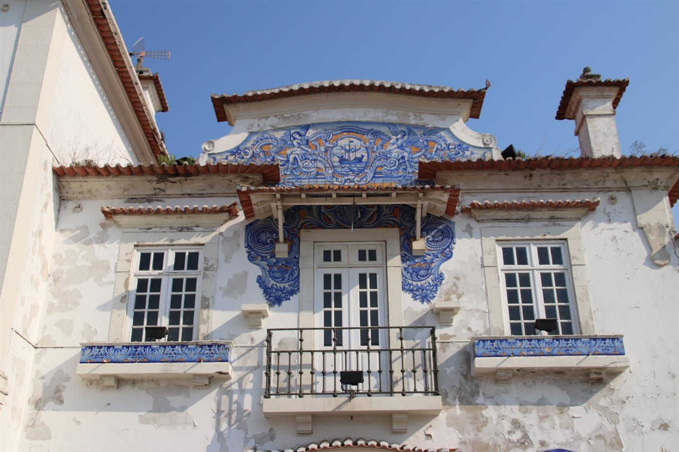 Aveiro Old Train Station - Visit Aveiro on a day trip from Porto