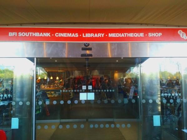 BFI - British Film Institute - South Bank London