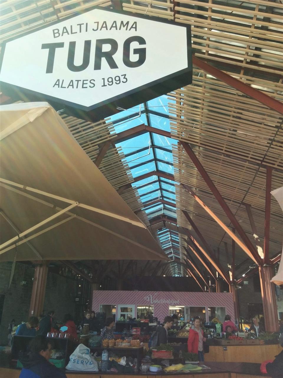 Balti Jamma Turg Market