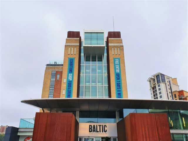 Baltic Centre for Contemporary Art Newcastle Gateshead
