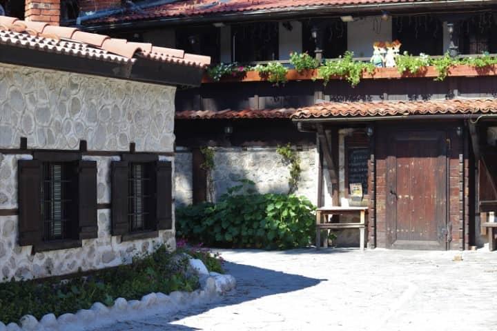Bansko Old Town