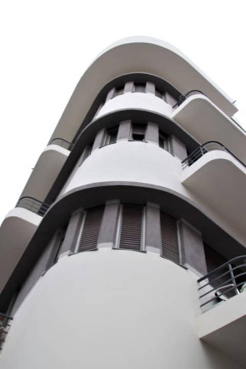 Bauhaus Tel Aviv building