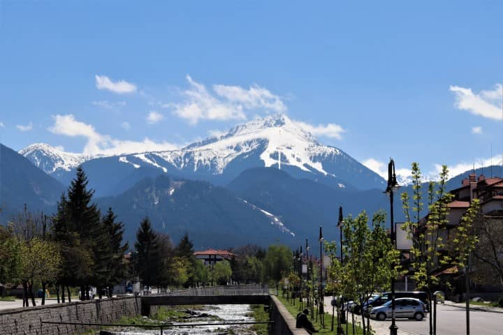 Beautiful Bansko