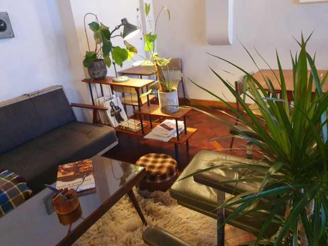 Benk + Bo cafe lounge