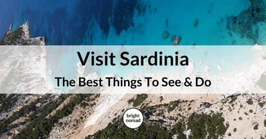 Best things to see and do in Sardinia Italy