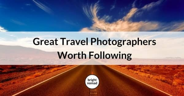 Best travel photographers