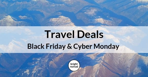 2019 Black Friday Cyber Monday Travel Deals Exclusive Promo Codes
