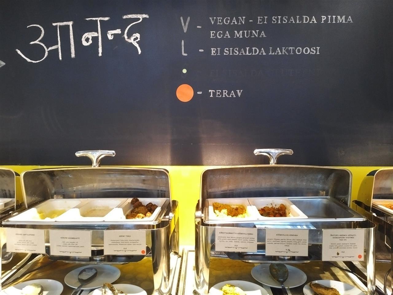 Bliss Vegetarian Restaurant Tallinn