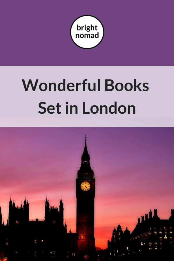 Novels set in London