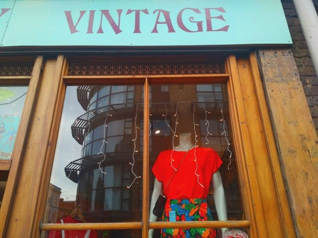 Brick Lane vintage