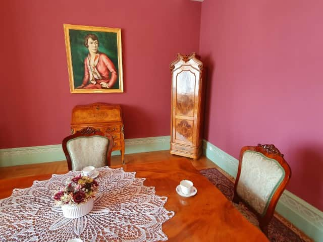 Brno Stiassni Villa - Hermine's room