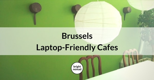 Brussels Laptop Friendly Cafes
