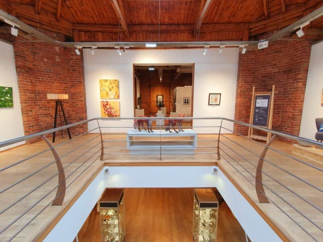 Biscuit Factory - Newcastle art gallery