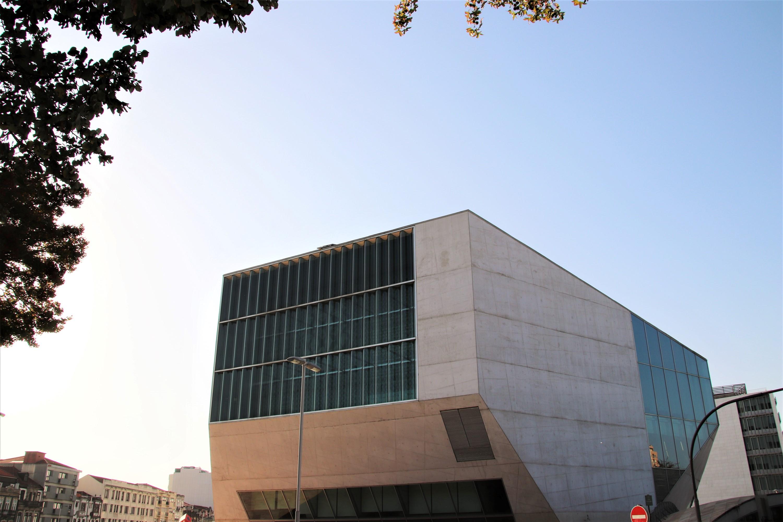 Porto Architecture Tour Casa da Musica