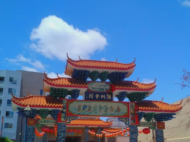Chinatown - Places to visit in Los Angeles