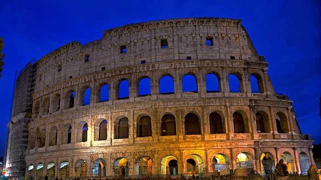Colosseum in Rome virtual tour