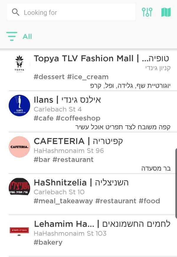 Colu Tel Aviv payment app - save money in Tel Aviv