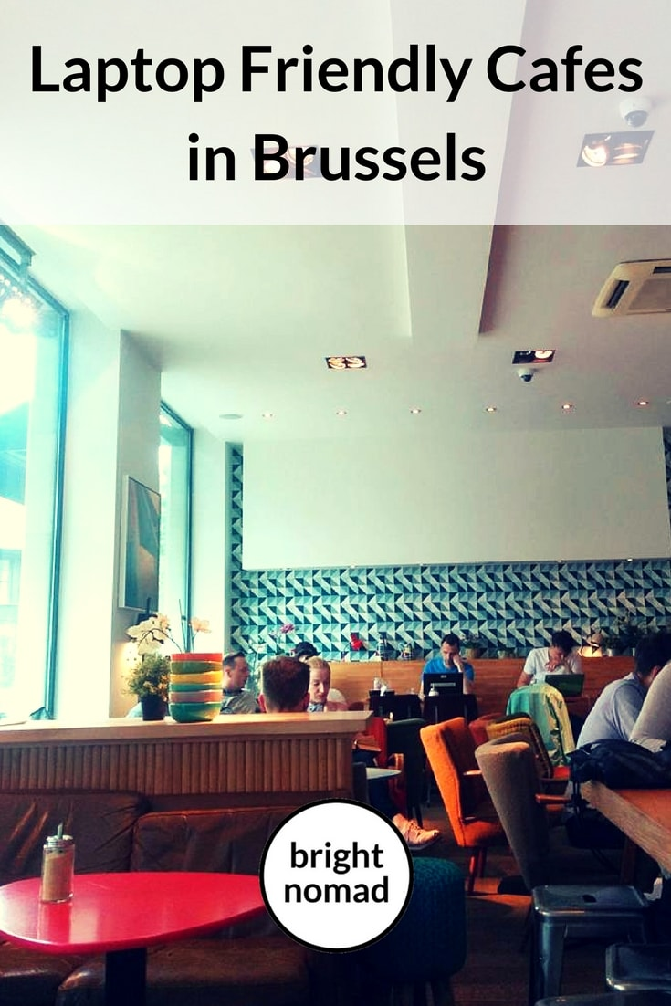 Coworking Spaces and Laptop-Friendly Cafes in Brussels
