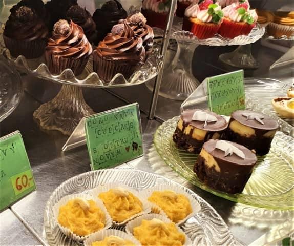 Cukrarna - vegan sweets in Brno