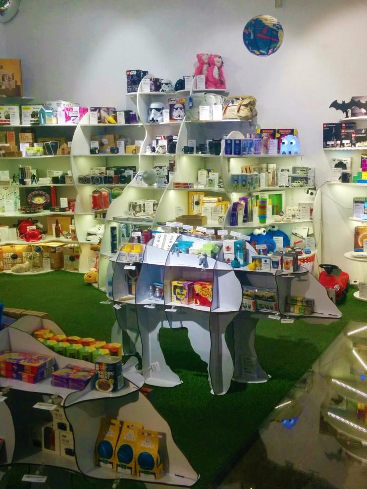 Madrid Design Store Curiosite