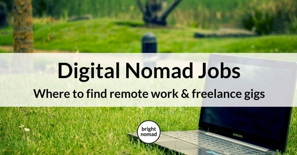 Digital Nomad Jobs - Find Remote Work & Freelance Gigs