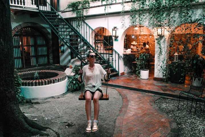 Dale in Cartagena