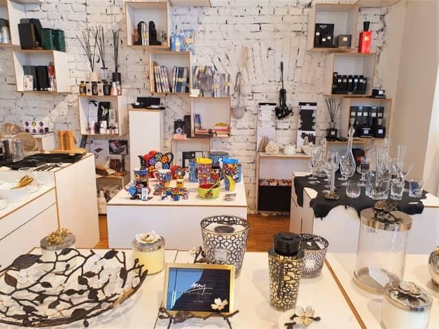 Detailor modern design shop in Sofia