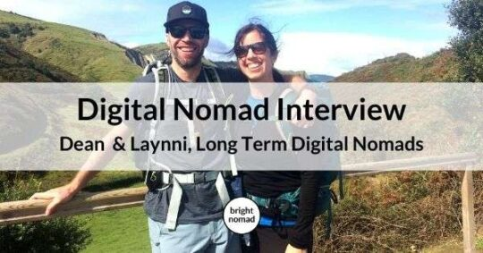 Digital nomad interview Routinely Nomadic