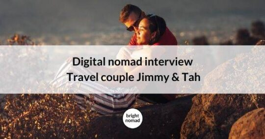 Digital nomad interview youtubers bloggers