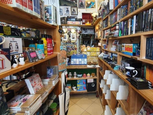 English language bookshop in Sofia