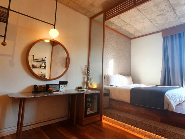 Ergon House Hotel - Bedroom - Boutique Hotels in Athens