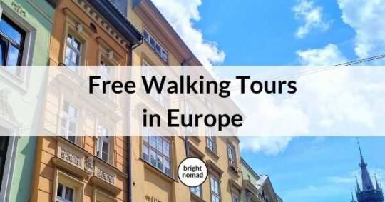 Europe Free Walking Tours