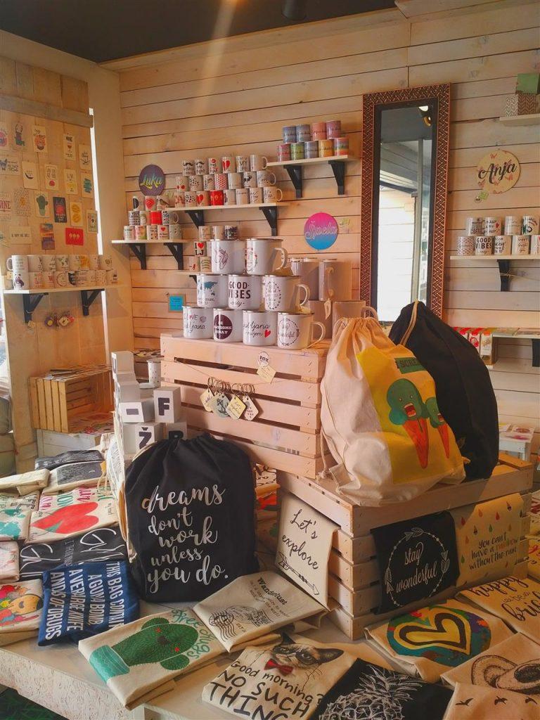 FOX design store Ljubljana