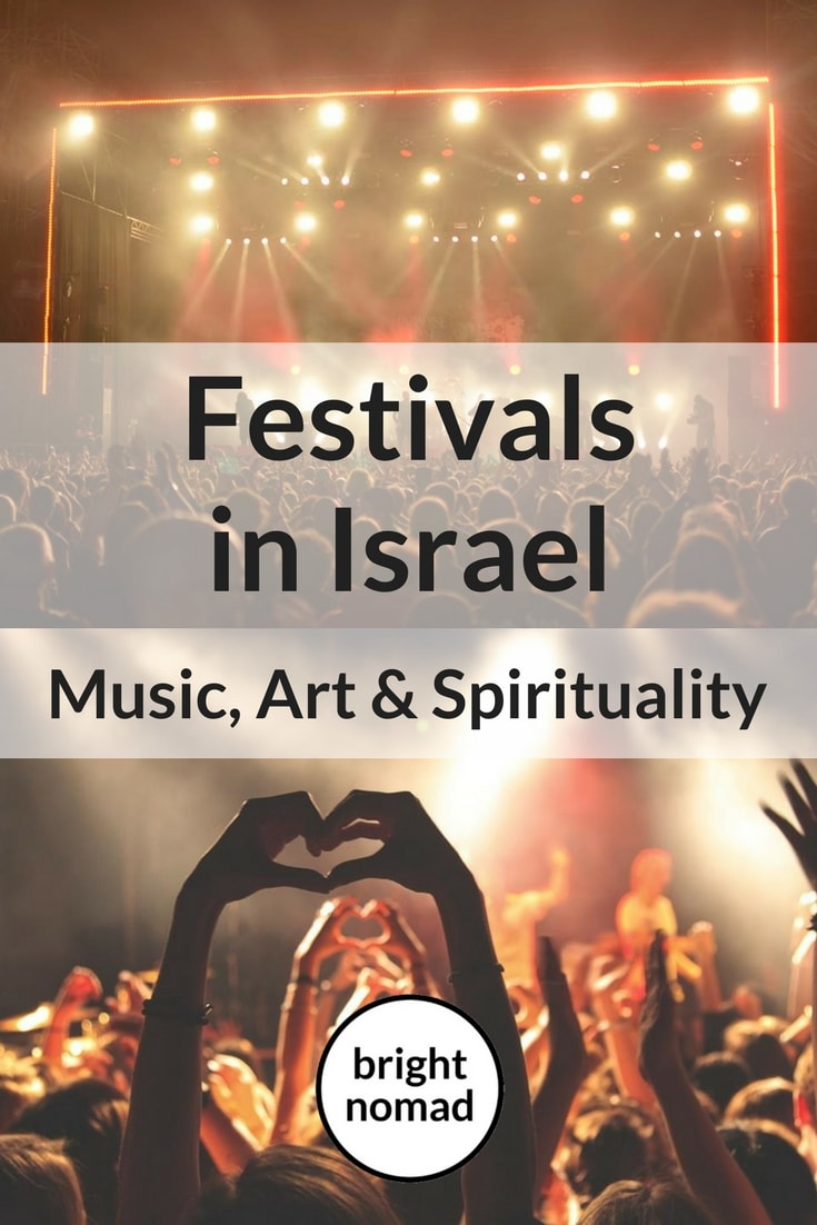 Best Festivals in Israel Music, Art & Spirituality