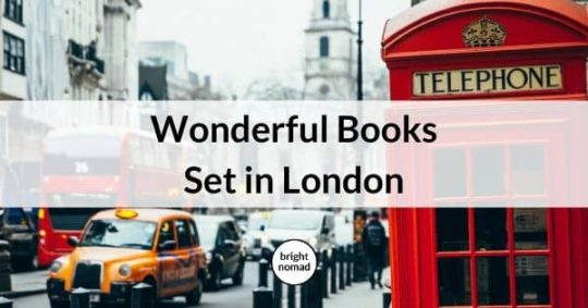 Fiction books set in London