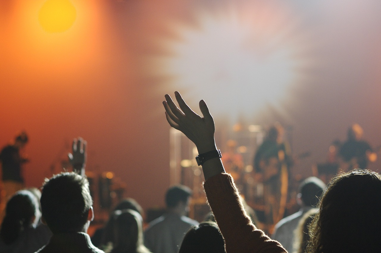 Find local events and concerts