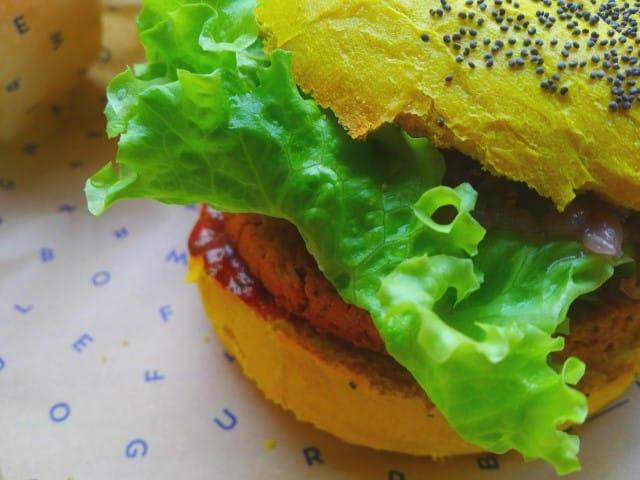 Flower Burger Turin - Vegan burgers