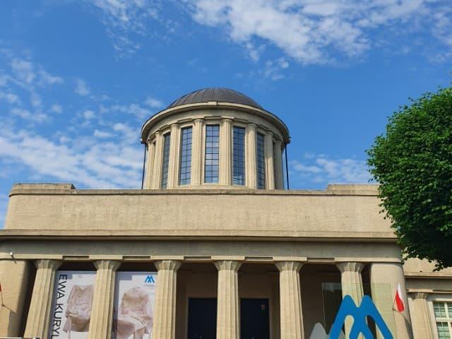 Four Domes Pavilion Wroclaw Landmark