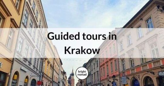 Guided tours in Krakow Poland
